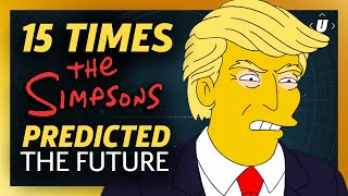 15 Times The Simpsons Predicted The Future