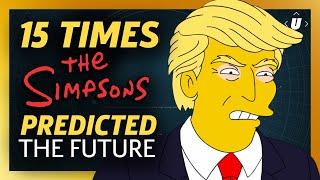 15 Mal Die Simpsons Die Zukunft Vorhergesagt