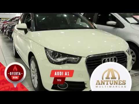 A1 TFSI – Loja Antunes   Vale Auto Shopping
