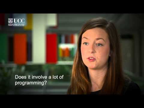 MSc Interactive Media at UCC: A Student's Perspective with Laura