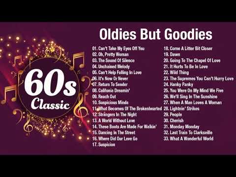Super Hits Golden Oldies 60's - Best Songs Oldies but Goodies