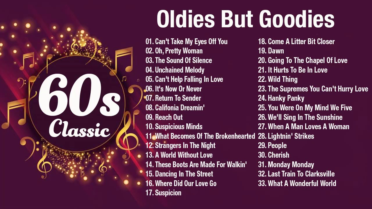 Super Hits Golden Oldies 60 S Best Songs Oldies But Goodies Youtube