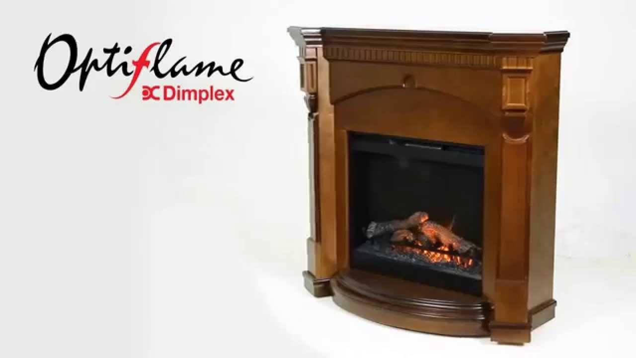 elektriskais kamīns dimplex denton 26 u2033 firebox youtube