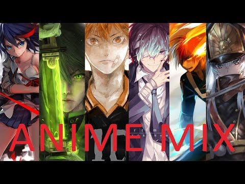 1 Hour ANIME MIX - OST/Opening/Ending