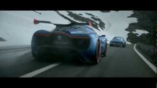 Renault Alpine A110-50 2012 Videos