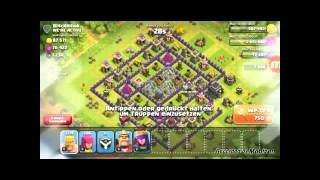 Clash of clans Anfang Part 1 Clan Krieg