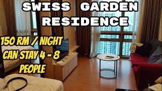 Gambar cover SWISS GARDEN RESIDENCE KL l CHEAP HOTEL AT BUKIT BINTANG 5 STAR HOTEL
