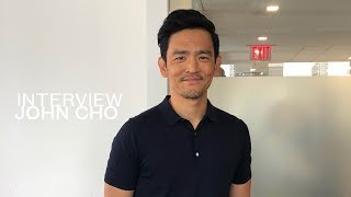John Cho sits with allkpop for an exclusive interview for his new movie, 'Searching'!