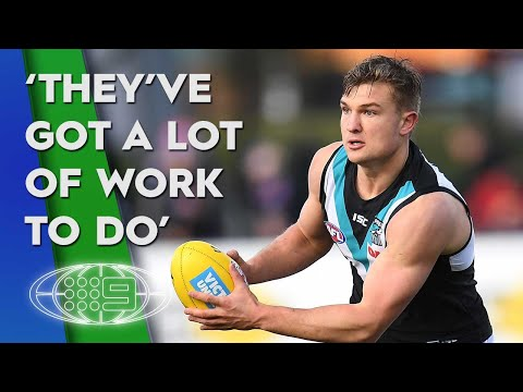 Is This Hinkley's Last Year At Port Adelaide? - 2020 AFL Season Preview   Footy On Nine