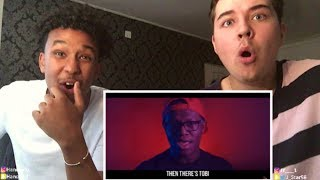 Deji - Sidemen Diss Track (Official Music Video) - REACTION