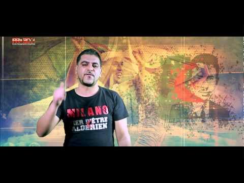chanson équipe nationale 2015 Bilel milano ft cheb khalass AWAH AWAH (clip officiel)