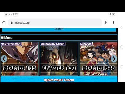 4 Situs untuk Baca Manga Per Chapter