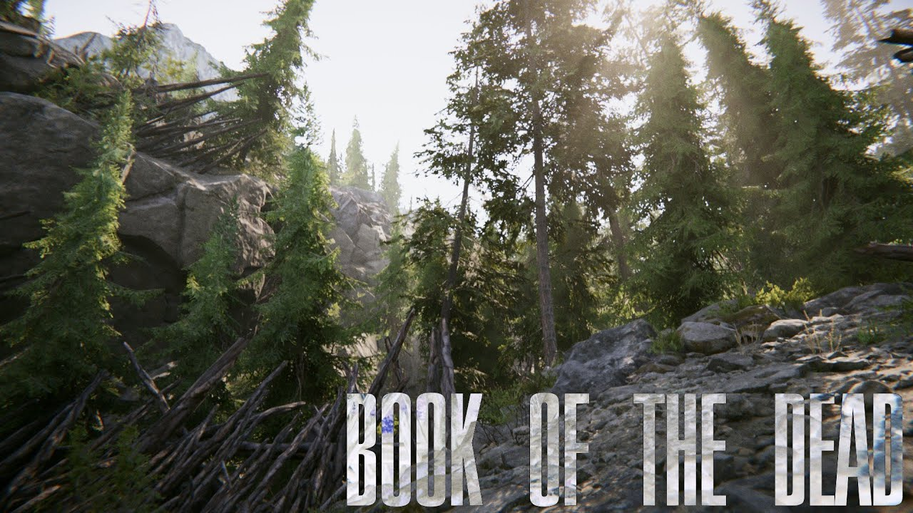 Unity Book Of The Dead Environmental Assets Released Free!