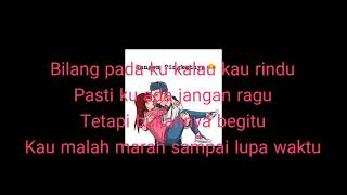 KARNA SU SAYANG Near feat Dian Sorowea Reggae SKA Version By NIKISUKA Lyrics