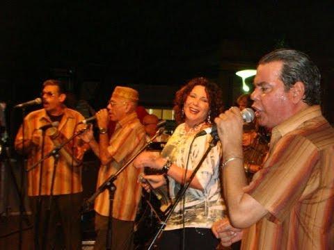 Mayté Santacruz con La Sonora Ponceña, Salinas, Puerto Rico