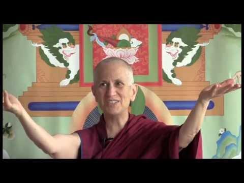 06-16-13 Sravasti Abbey Evening Chants, Pt. 1: Homage to Shakyamuni Buddha - BBCorner