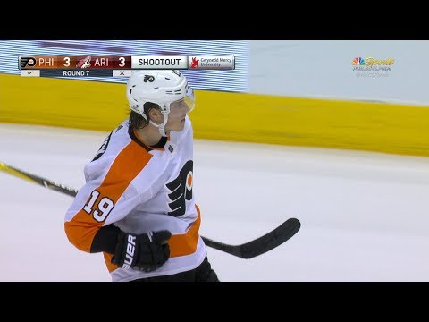 Neuvirth fills in for Elliott, gets Flyers the shootout win
