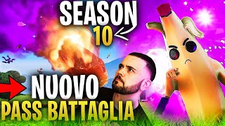 FORTNITE SEASON 10 : New Season Pass, Time Is Suspended