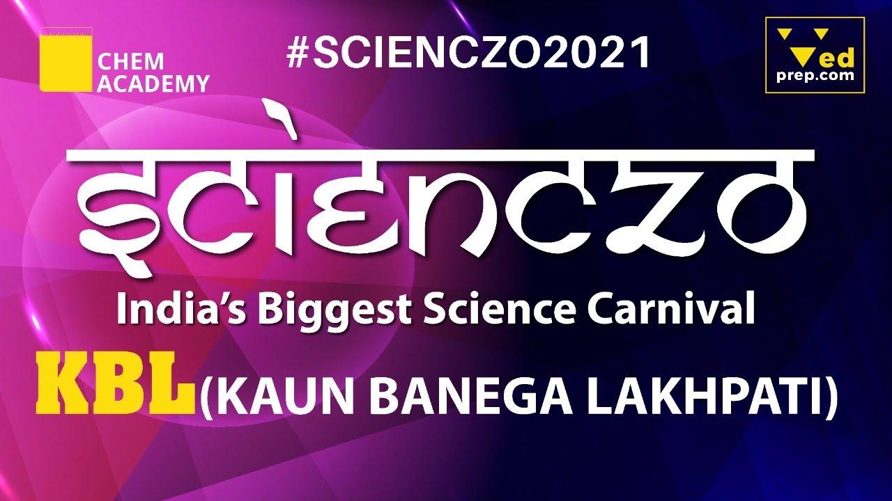 Kaun Banega Lakhpati | Lucky Winner | KBL | Scienczo | Biggest Science Carnival | Chem Academy