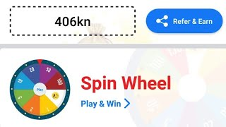OneAD Spin Wheel Earn Point 🔴LIVE .onead spin wheel Earn Money. OneAD Tamil Earn money. OneAD app.