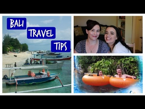 Travel Tips for Bali Indonesia