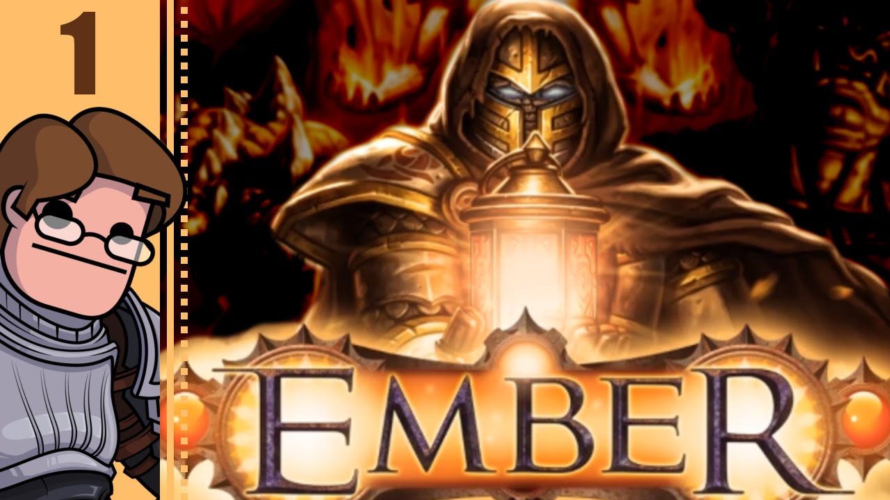 Let's Play Ember Part 1 – Coren & the Crypt (PC Gameplay)
