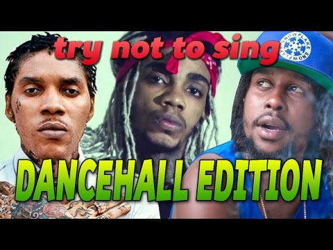 🇯🇲TRY NOT TO SING CHALLENGE🇯🇲 - DANCEHALL jamaica (EXTREME!!!)