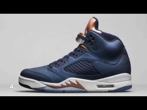 on sale dcac2 32ed4 Top 5 Jordans Of All Time...Debatable