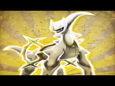 The History Of Arceus GOD Of All Pokemons (Pokemon Series)