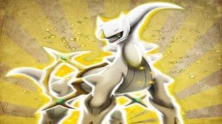 The History Of Arceus GOD Of All Pokemons (Pokemon Series)