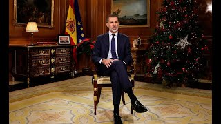 El País (Испания): король Филипп VI призывает верить в Испанию «в непростые времена».