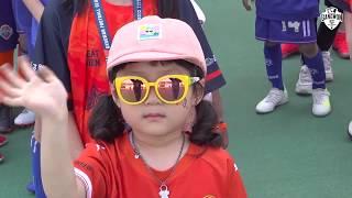 강원FC 유소년 축구대회 홍보 영상