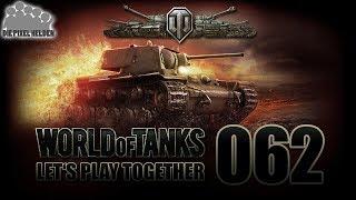 WORLD OF TANKS #062 - Entscheidender Beitrag - Let's Play Together World of Tanks