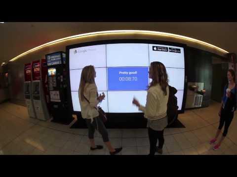 JCDecaux North America: Google Monster Media