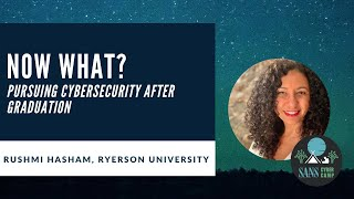 Now What? – Pursuing Cybersecurity After Graduation