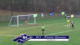 Repeat youtube video SNHU Men's Soccer Highlights - NCAA National Championship 12/7/2013