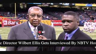 Dr. Wilbert Ellis Interview With NBTV Host Stanley Everage