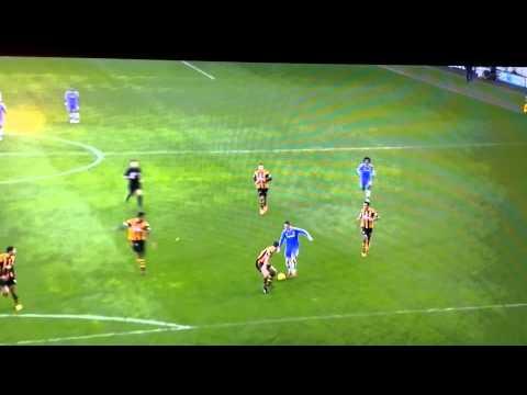 Fernando Torres Scores Chelsea vs Hull. 1-11-14