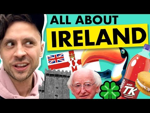 All about IRELAND, the ignored country