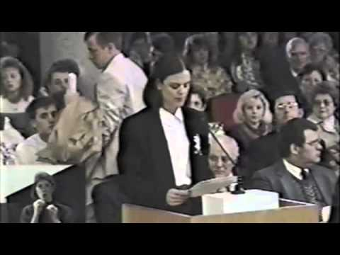 27  Jane Howard at Knox Co Commission March 22, 1993