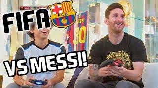 PARTIDO de FIFA vs MESSI