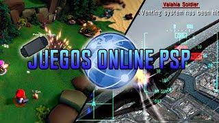 Juegos de PSP con servidores online activos | luigi2498 | HD