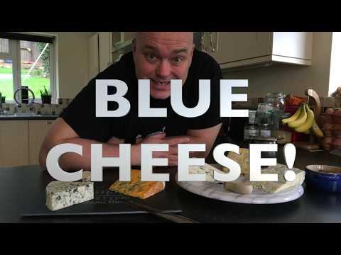 Roquefort, Stilton, Gorgonzola Dolce, Shropshire Blue, Danish Blue - Blue Cheese - Episode 7