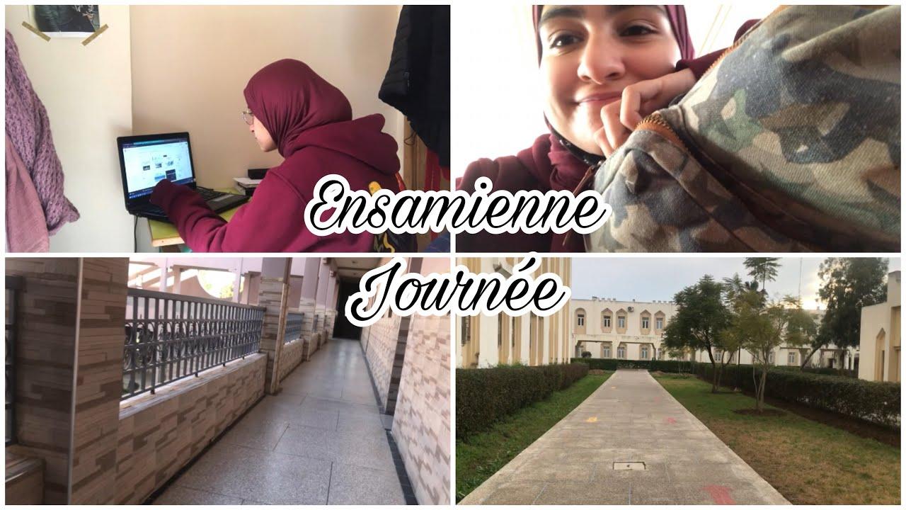 Download Vlog   روتين طالبة هندسة 📚 جولة في المدرسة ENSAM