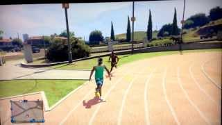 """2014 SUMMER OLYMPIC GAMES"" - GTA 5 Gameplay"