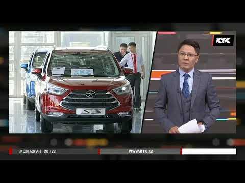 Смотреть Казахстанцы не могут позволить себе новые авто и ездят на хламе онлайн