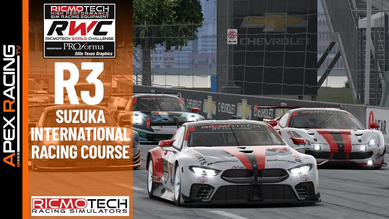 Ricmotech World Challenge | Round 3 at Suzuka
