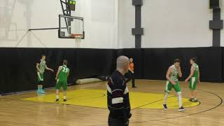 "МЛБЛ-Москва. Тур 13. Profit Basket - БК ""Руна-Баскет"""