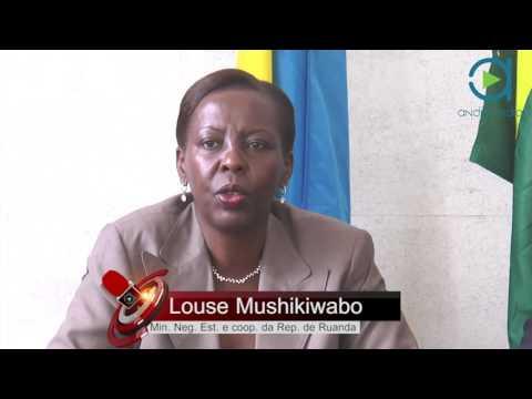 ANDIM TV: São Tomé e Príncipe e Ruanda  iniciam novo ciclo de cooperação