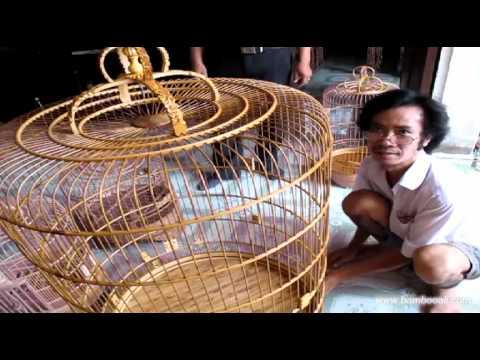 Pinctadali thăm nghệ nhân làm lồng chim Vác - Thanh Oai - Hà Nội